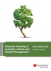 Financial Planning in Australia: Advice and Wealth Management, 9th edition (eBook) cover