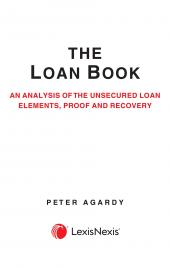 The Loan Book cover