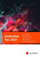 Australian Tax 2021 cover
