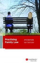 Practising Family Law, 4th edition cover