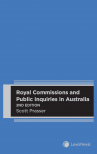 Royal Commissions and Public Inquiries in Australia, 2nd edition cover