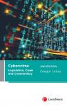 Cybercrime Legislation, Cases and Commentary, 2nd edition cover